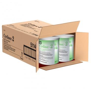 Cyclinex 2 Lata De 400 g De polvo Caja Con 6 Latas.