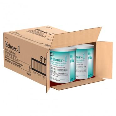 Ketonex 1 Lata Con 400 g De Polvo Caja Con 6 Latas