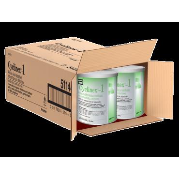 Cyclinex-1Caja Con 6 latas de 400 g cada una.