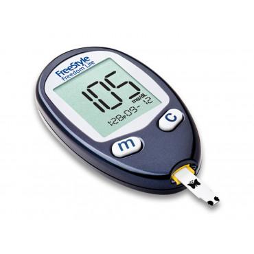 Tiras de prueba de Glucosa en Sangre Freestyle Lite