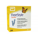 FreeStyle Lancets 200 Unidades