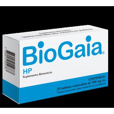 Biogaia HP Caja con 20 Tabletas