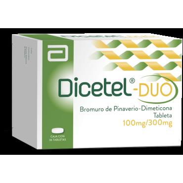 Dicetel Duo 36 Tabletas