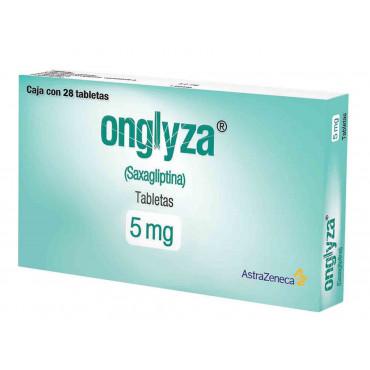Onglyza 5 Mg 28 Tabletas