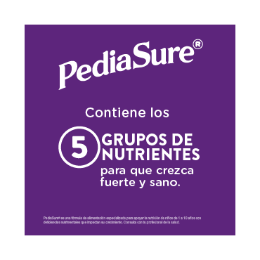 Pediasure Alimentacion Especializada para Niños de 1 a 10 Años - Chocolate - 237mL - 24 piezas