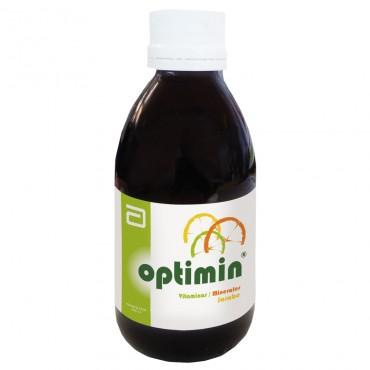 Optimin Jarabe Frasco Con 240 mL
