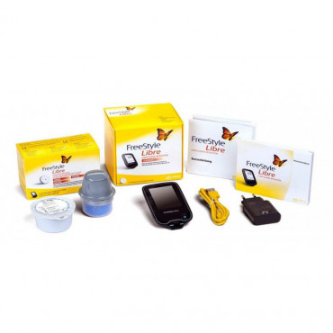 FreeStyle Libre Read Kit (Sensor y Lector)