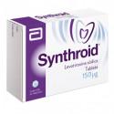 ¡Paga 1 lleva 2! Synthroid 150 mcg Caja Con 30 Tabletas