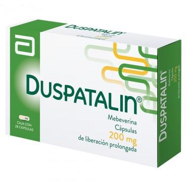 Duspatalin 200 mg Caja Con 28 Capsulas