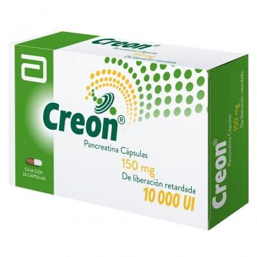 Creon 150 mg Caja Con 20 Capsulas
