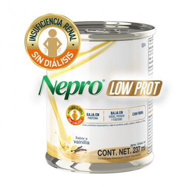 Nepro® Low Prot Con 237 ml Vainilla - 24 piezas