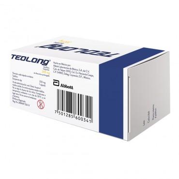 Teolong 200 mg Caja Con 20 Capsulas