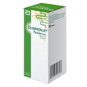 Duspatalin Pediatrico Suspension 1 % Caja Con Frasco Con 100 mL