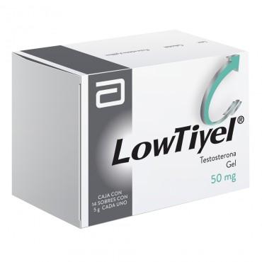 Lowtiyel 50 mg Gel Caja Con 14 Sobres Con 5 g